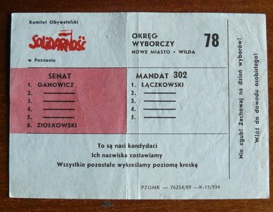 """""""W samo południe"""". Wybory 4 czerwca 1989 roku i zwycięstwo """"Solidarności"""""""