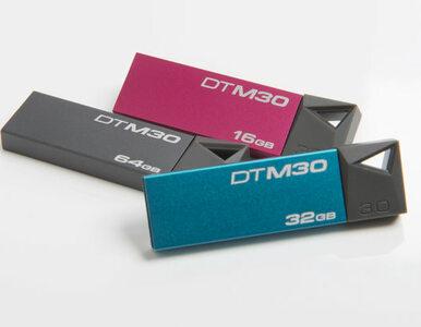DataTraveler Mini 3.0  nowa, szybka i kolorowa  pamięć flash Kingston...