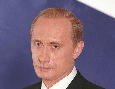 Putin ostrzega przed wyborczym niepowodzeniem Jednej Rosji