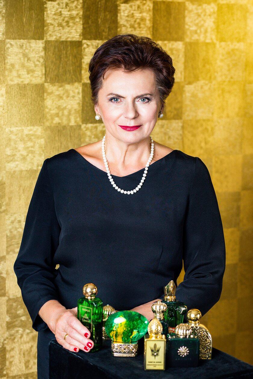 Stanisława Missala od 30 lat prowadzi sieć ekskluzywnych perfumerii niszowych