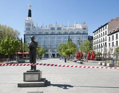 Hiszpanie nie przestrzegają kwarantanny. 56 tys. mandatów ciągu trzech dni
