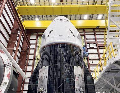 Start misji Demo-2 odwołany. NASA i SpaceX podjęły decyzję ze względu na...