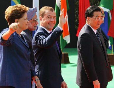 Wschodzące potęgi gospodarcze stworzą własny międzynarodowy bank?