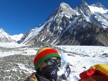 Narodowa wyprawa na K2. Adam Bielecki miał wypadek