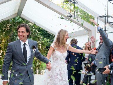 Gwyneth Paltrow uchyliła rąbka tajemnicy. Tak wyglądała jej suknia ślubna