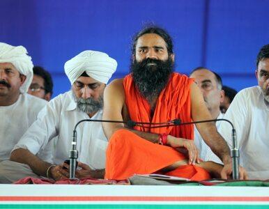 Indie: jogin walczył z korupcją, więc trafił do aresztu