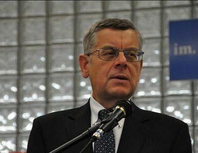 Nałęcz przeprasza za krytykę Kaczyńskiego