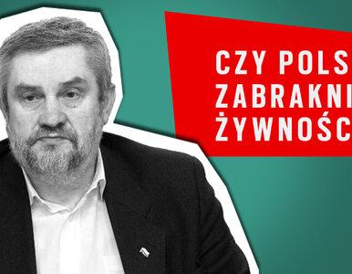 Minister rolnictwa: Żywność w Polsce jest tania