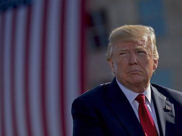 """Ostre wpisy Trumpa o """"terrorystach nieudacznikach"""". Prezydent wskazał..."""
