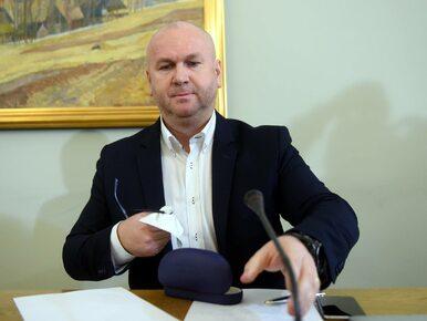 Paweł Wojtunik oczyszczony z podejrzeń. Były szef CBA nie ujawnił tajemnicy