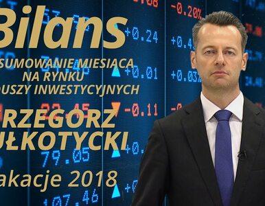 BILANS, czyli podsumowanie miesiąca na rynku funduszy inwestycyjnych:...