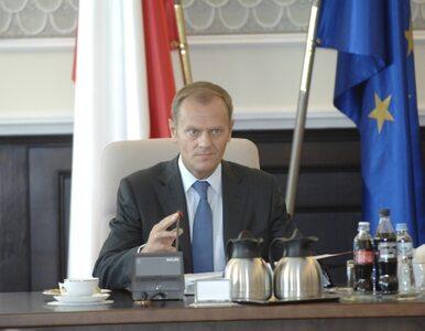 Tusk: poprę Olechowskiego, jeśli poprze go PO