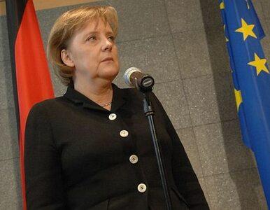 Angela Merkel: Grecja w strefie euro to był błąd