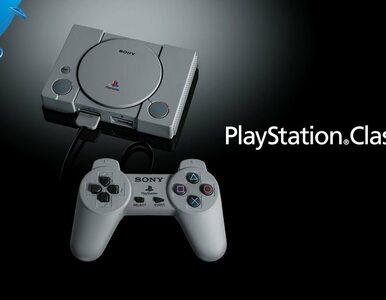 """Sony wypuści na rynek """"nową"""" konsolę. Oto PlayStation Classic"""
