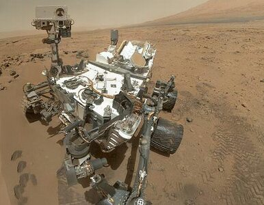 Na Marsie odkryto ślady jeziora