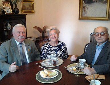 Wałęsa w domu Jaruzelskiego. Siedzieli przy jednym stole