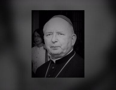 Po długiej i ciężkiej chorobie zmarł biskup Kazimierz Ryczan
