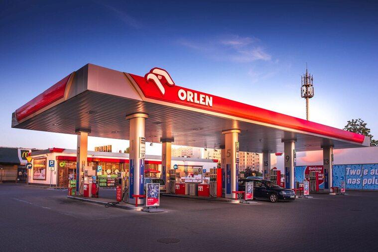 Stacja PKN Orlen