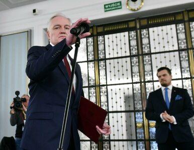 PiS przegrał w Sejmie. Zabrakło głosów nie tylko z partii Gowina