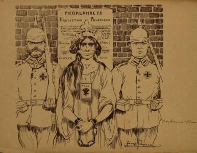 Dwóch zaborców obiecało odrodzenie Polski w 1916 roku. Co miało im dać...