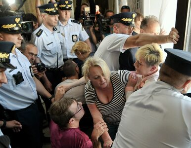 Protest niepełnosprawnych w Sejmie. Przegrali wszyscy