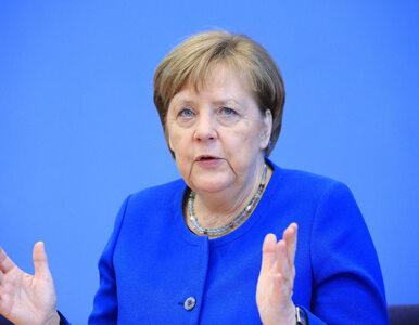 Angela Merkel poddana testowi na koronawirusa. Jest wynik
