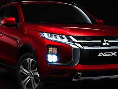 Światowa premiera Mitsubishi ASX 2020 w Genewie!