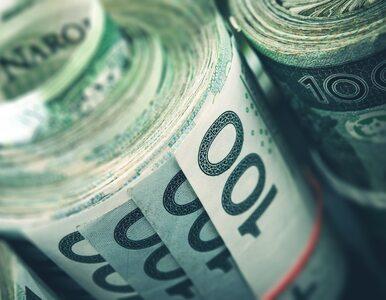 Przeciętne wynagrodzenie wzrosło w zeszłym roku o 300 zł