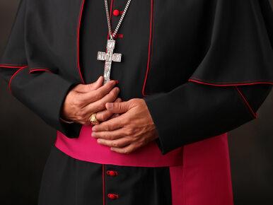 Arcybiskup oskarżany o molestowanie złożył rezygnację. Papież podjął...