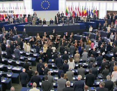 Uroczysta inauguracja PE. Część posłów... odwróciła się plecami
