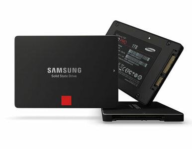 Samsung wprowadza nowe dyski SSD z technologią 3D V-NAND