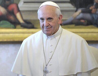Papież wypłynął na morze z rybakami