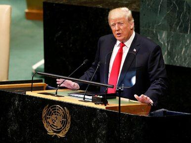 """Donald Trump znowu wspomniał o Polsce. """"Wielcy ludzie stają w obronie..."""