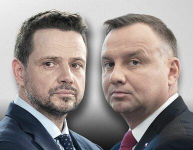 Sondaż wyborczy. Duda i Trzaskowski idą łeb w łeb, dzieli ich niecały...