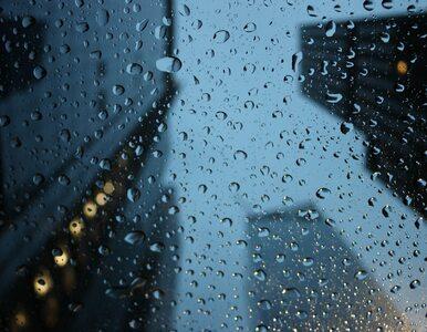 Deszczowy i pochmurny poniedziałek. Arktyczne powietrze na początek...
