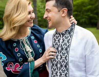 Pierwsza dama Ukrainy trafiła do szpitala z powodu koronawirusa. Kilka...