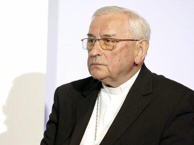 """""""Pamiętam, jak na Wawelu szukaliśmy kościelnego"""". Bp Pieronek o wyborze..."""