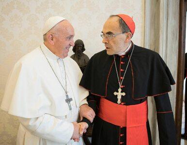Kardynał skazany za niezgłoszenie przypadku pedofilii. Złożył...