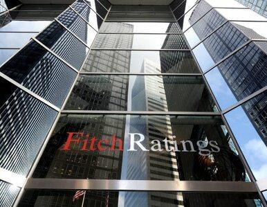 Ratingi Włoch i Hiszpanii w dół. Fitch uderza w strefę euro