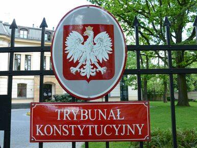 Minister sprawiedliwości zaskarżył do Trybunału Konstytucyjnego zasady...
