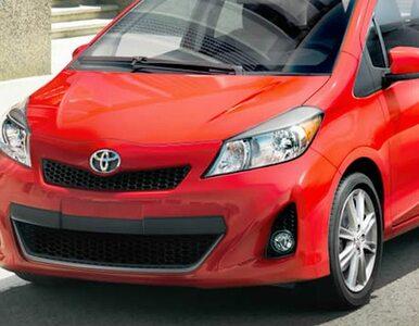 Toyota wzywa 6,5 mln wadliwych aut do warsztatów