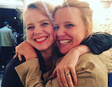 Justyna Schneider jest siostrą Joanny Kulig. Aktorki są do siebie bardzo...