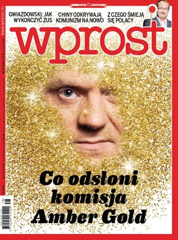 Okładka tygodnika Wprost nr 28/2016 (1744)