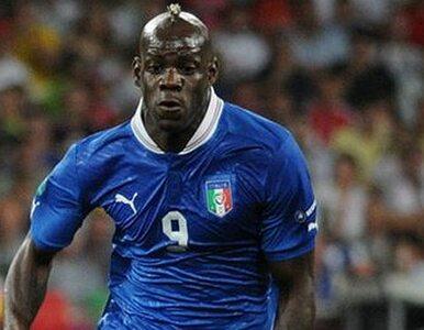 Balotelli z Włochami nie zagra. Bolą go oczy