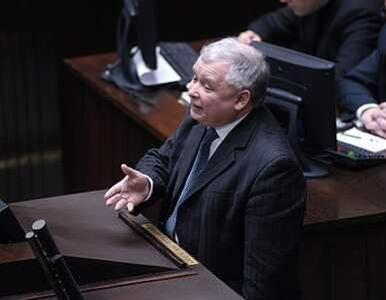 Kaczyński: system Tuska dogorywa