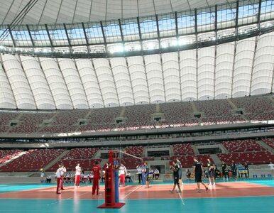 Siatkarskie MŚ zaczną się na... Stadionie Narodowym