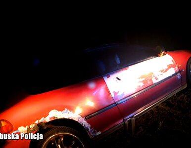 Zielona Góra. Nocny pościg i narkotyki wyrzucane przez okno. Policja...