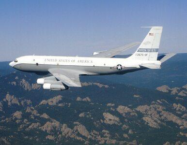 Amerykański samolot zwiadowczy zmuszony do lądowania na Syberii