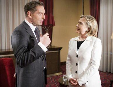 Musimy przewodzić - rozmowa Tomasza Lisa z Hillary Clinton