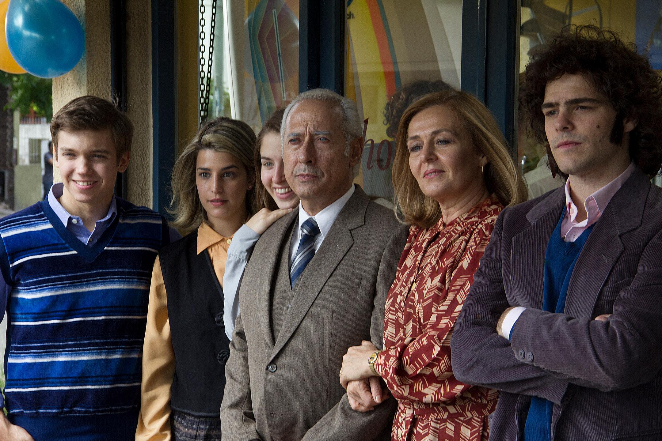 "Kadr z filmu ""El Clan"" (2015)"